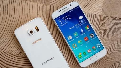 Samsung представив два нові флагманські смартфони