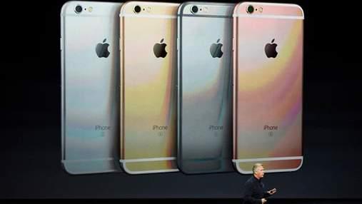 """Apple представила новинки: 12,9-дюймовий планшет і """"фотографії від Гаррі Поттера"""" для iPhone6"""