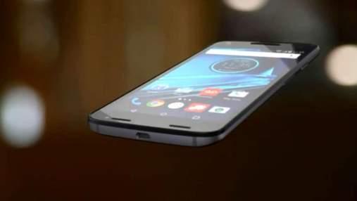 З'явився смартфон, що не б'ється та сімейний автомобіль майбутнього