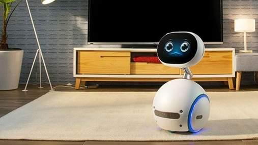 Asus представила невероятно милого и полезного домашнего робота