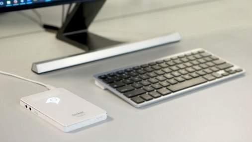 Розробники представили надзручний ПК, який можна носити в кишені