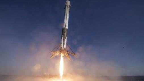 Сьогодні SpaceX запустить ракету-носій Falcon 9 вперше після аварії у вересні