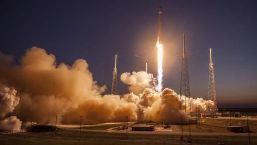Маск показав, як SpaceX готується до польоту
