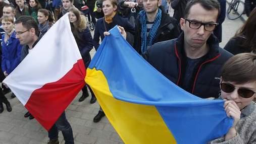 Хакеры выяснили, кто пытается поссорить Украину и Польшу