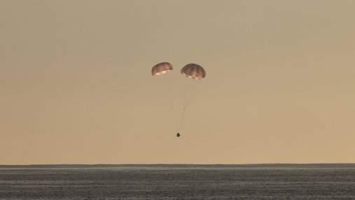 Американський корабель Dragon доставив на Землю вантаж з МКС