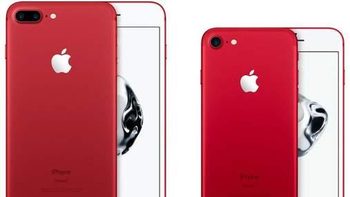 Новый iPad и красный iPhone: чем снова удивили в Apple