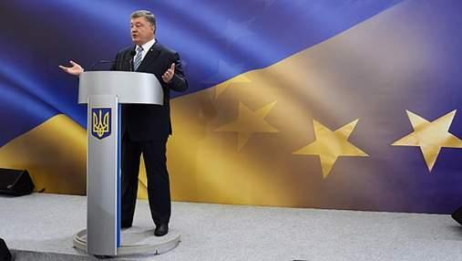 "Порошенко написал последний пост во ""Вконтакте"""