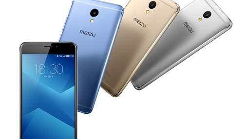 Яким буде новий Meizu M6 Note: в мережі розкрили специфікацію та ціни