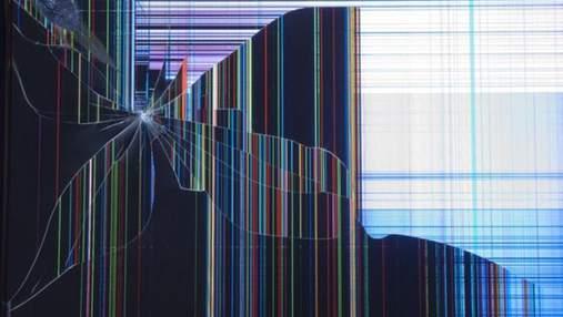 Motorola запатентовала технологию, которая самостоятельно лечит мелкие трещины на экране