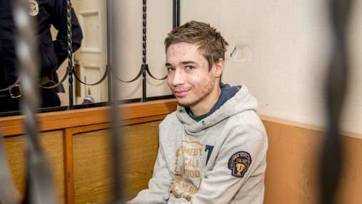 Украинца Павла Грыба будут судить в России по скайпу