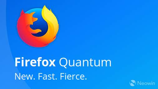 Mozilla выпустила новую версию браузера Firefox Quantum