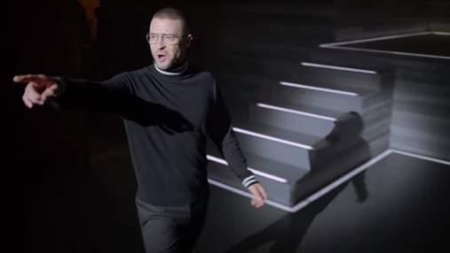 Джастин Тимберлейк стал Стивом Джобсом в новом клипе Filthy: мощное видео