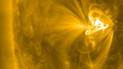 На Сонці стався найпотужніший за останні місяці спалах: чи вплине це на Землю