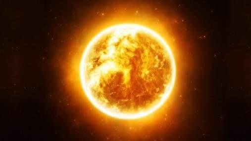 На Солнце зафиксировали новую вспышку: фото