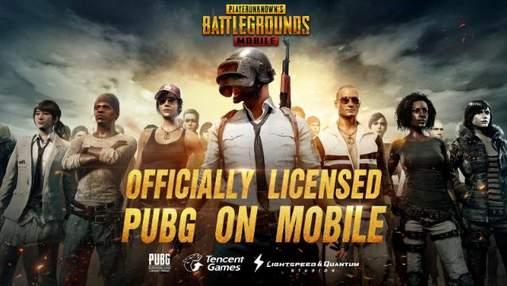 Популярная игра PUBG официально вышла на Android и iOS