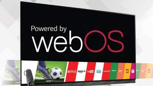 Компания LG опубликовала новую версию своей операционной системы