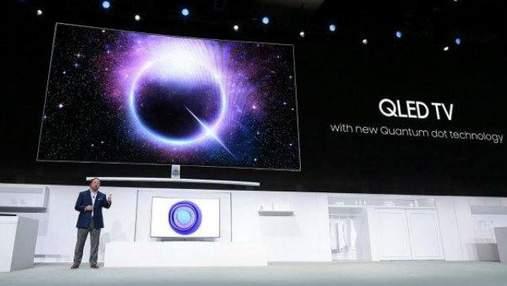 Сколько стоят новые телевизоры QLED от Samsung: в компании обнародовали цены