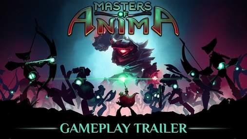 Masters of Anima: чем поразит новая игра от Passtech Games