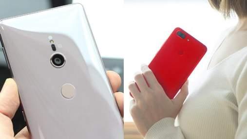 Lenovo S5 та Sony Xperia XZ2: огляд переваг та недоліків нових смартфонів