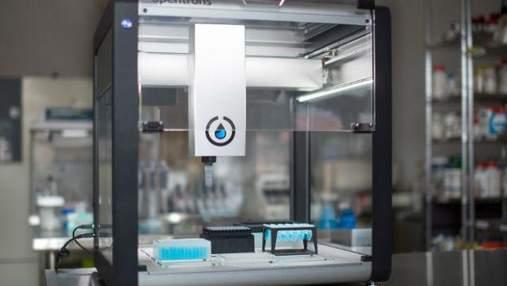 Американці створили компактного і дешевого робота для лабораторій