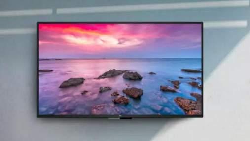 Xiaomi снизила цену на свой фирменный телевизор Mi TV 4A