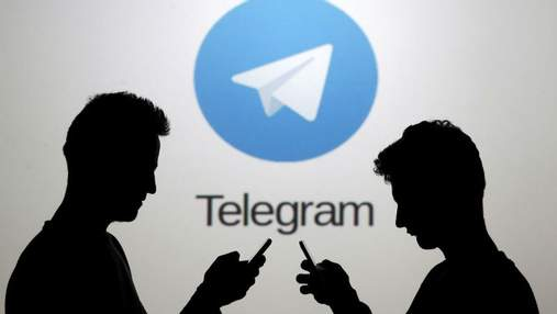 В работе Telegram произошел масштабный сбой