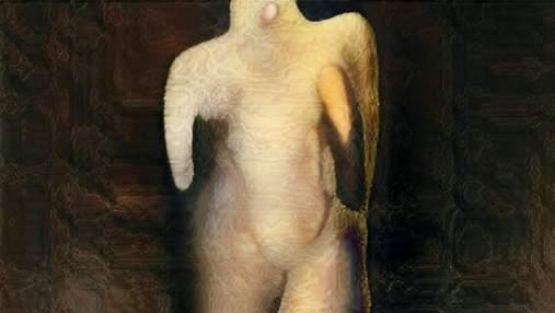 Штучний інтелект навчили малювати оголені тіла: фото