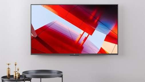 Xiaomi презентувала новий 50-дюймовий телевізор Mi TV 4C: характеристики та ціна