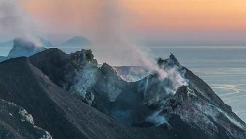 Дрони допомогли науковцям створити першу в світі тривимірну карту діючого вулкана