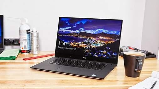 Компанія Dell модернізувала свої ноутбуки XPS 15: огляд, характеристики, ціна