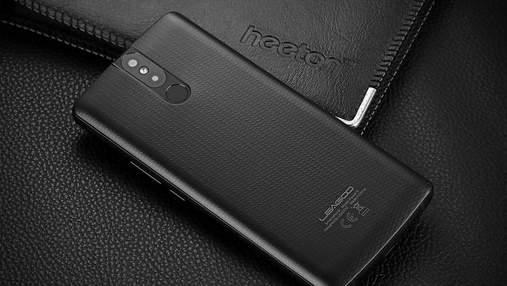 Китайская компания Leagoo выпустила смартфон Power 5: впечатляющая цена и высокая автономность