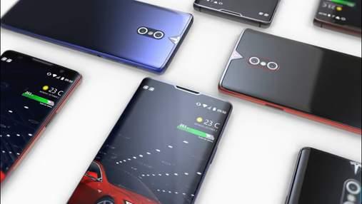 Компания Маска продемонстрировала концепт революционного Tesla Phone: обзор, цена