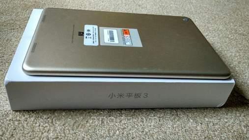 Xiaomi готує до виходу планшет Mi Pad 4
