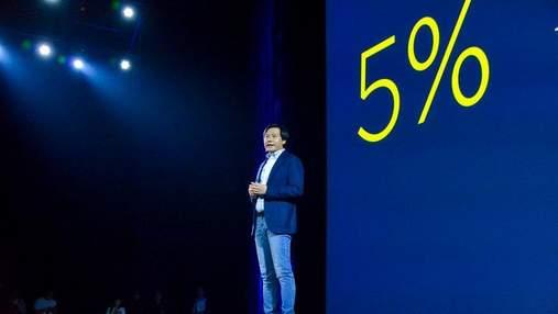 Xiaomi будет делиться прибылью со своими фанатами, - гендиректор компании