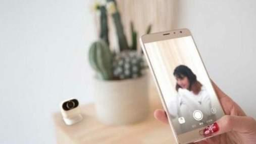 Камера зі штучним інтелектом від Xiaomi вже в продажі: ціна дивує доступністю