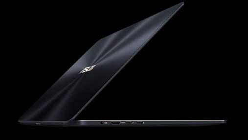 ASUS официально представила мощный ультрабук ZenBook Pro 15
