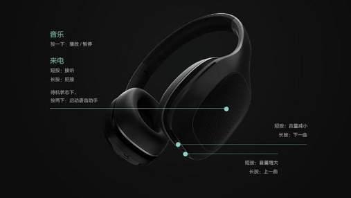 Бездротові преміум навушники від Xiaomi: скільки обійдеться новинка