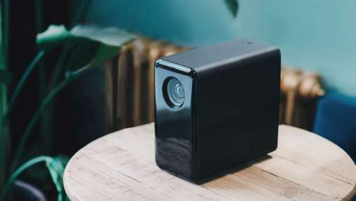 Як альтернатива телевізору: Xiaomi представила бюджетний проектор