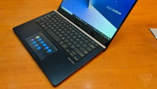 В Asus з'явився преміальний ноутбук з сенсорним екраном