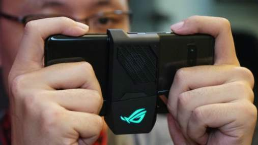Ідеальний для геймерів: Asus представила потужний смартфон ROG Phone