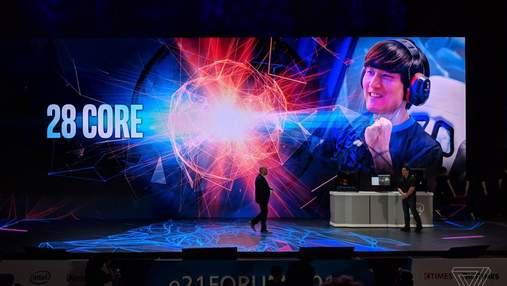 Intel презентовала процессор с рекордным количеством ядер