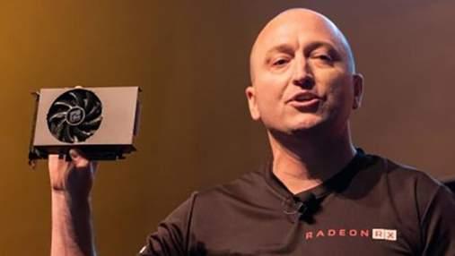 AMD випустить ще одну модифікацію відеокарти Vega 56