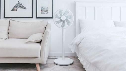 Розумний вентилятор від Xiaomi допоможе пережити спеку