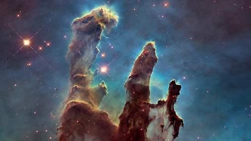 Вчені виявили, що магнітні поля сповільнюють еволюцію Стовпів Творіння