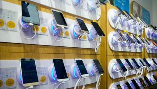 """Які смартфони найчастіше купують українці:  """"Київстар"""" оприлюднив рейтинг"""