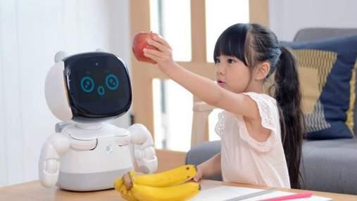 Xiaomi представила недорогого робота, який вміє доглядати за дітьми