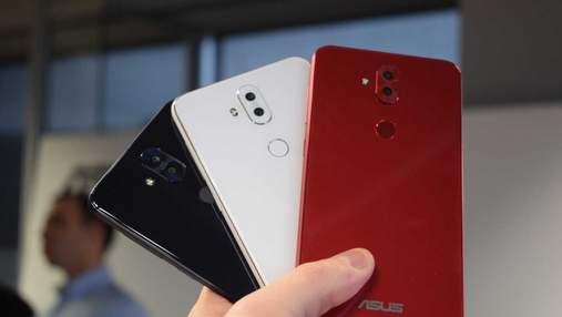 Недорогий смартфон від  Asus Zenfone 5Q із 4 камерами надійшов у продаж