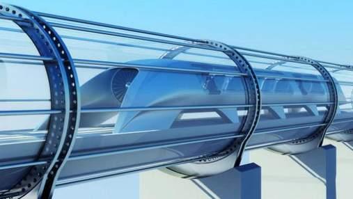 Hyperloop-у в Украине быть: Омелян подписал соответствующее соглашение