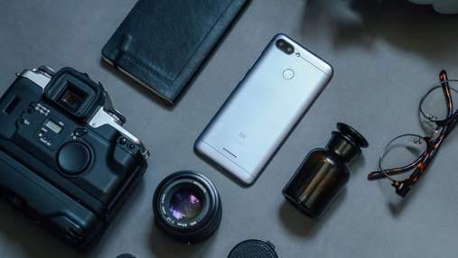 """Представники Xiaomi виправдали """"провальний"""" Redmi 6"""