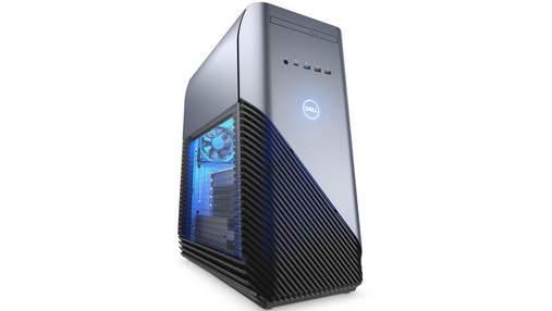 Компанія Dell презентувала ігровий комп'ютер Inspiron Gaming Desktop